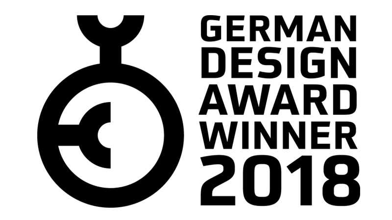 Winner German Design Award 2018